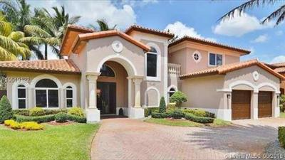 Miami Lakes Single Family Home For Sale: 8113 NW 158th Terrace