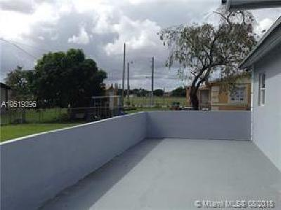 Miami Gardens Single Family Home For Sale: 2260 NW 177th Ter