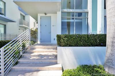 Miami Beach Condo For Sale: 187 N Shore Dr #187-1