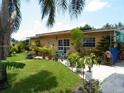 Miami Gardens Single Family Home For Sale: 16830 NW 40th Ave