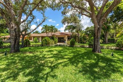Pinecrest Single Family Home For Sale: 6245 SW 121st St