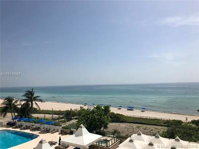 Miami Beach Condo For Sale: 5555 Collins Ave #6M