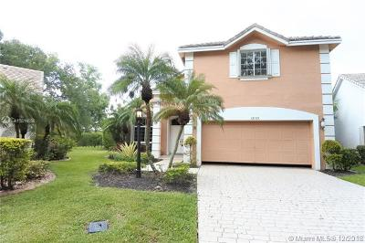 Coral Springs Single Family Home For Sale: 12723 NW 19th Manor