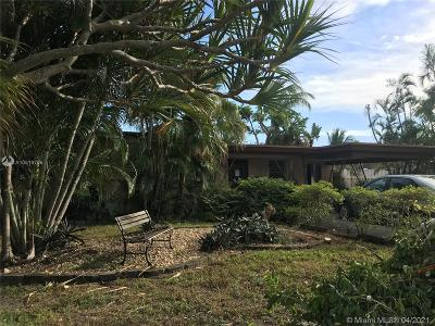 Boynton Beach Single Family Home Active With Contract: 646 Ocean Inlet Dr