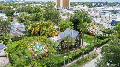 Single Family Home For Sale: 646 NE 81 St