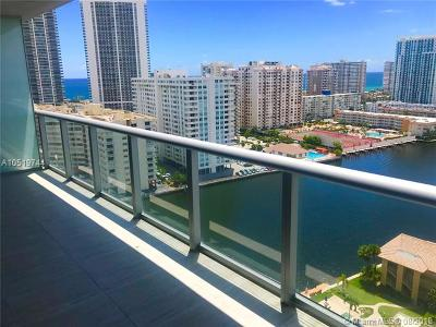 Hallandale Condo For Sale: 2602 E Hallandale Beach Blvd #R1905