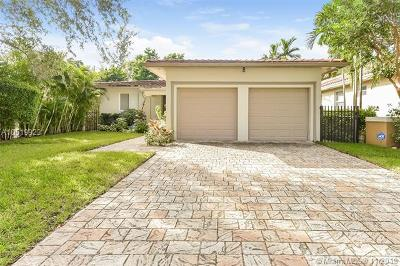 Coral Gables Single Family Home For Sale: 1406 Sorolla