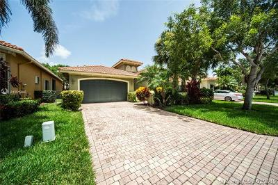 Boynton Beach Single Family Home For Sale: 7110 Boscanni Dr