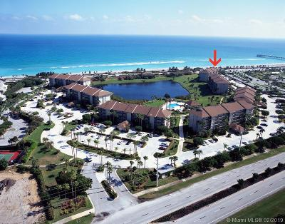 Jupiter Condo For Sale: 601 S Seas Dr #402