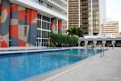 Condo For Sale: 50 Biscayne Blvd #4004