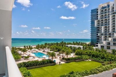 Miami Beach Condo For Sale: 2301 Collins Ave #601