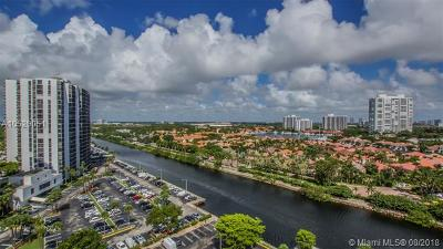 Aventura Condo For Sale: 20505 E Country Club Dr #1538