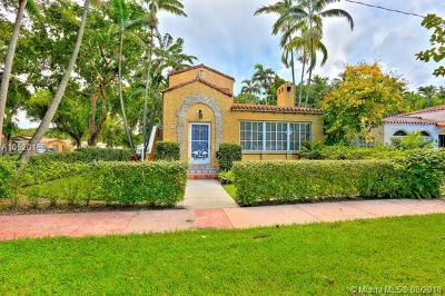 Coral Gables Single Family Home For Sale: 914 Columbus Blvd