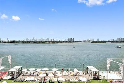 Miami Beach Condo For Sale: 1100 West Ave #510