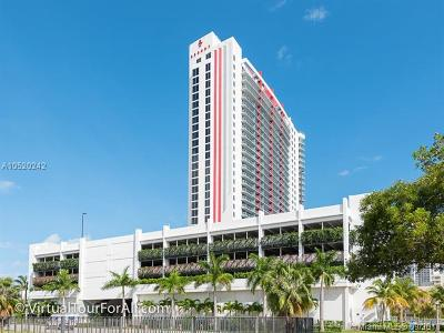 Hallandale Condo For Sale: 2600 E Hallandale Beach Blvd #T-2501