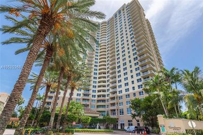 Aventura Condo For Sale: 19501 W Country Club Dr #1215