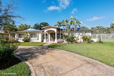 Cutler Bay Single Family Home Pending Sale: 18400 SW 85th Ct