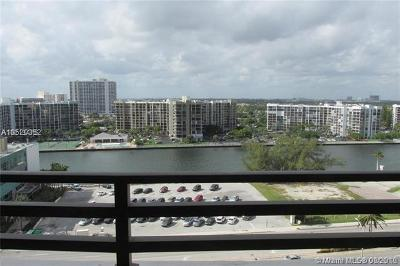 Hollywood Condo For Sale: 3505 S Ocean Dr #1203