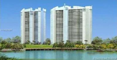 North Miami Condo For Sale: 14951 Royal Oaks Ln #202