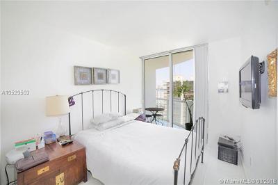 Miami Beach Condo For Sale: 6365 Collins Ave #1610