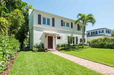 Miami Beach Single Family Home For Sale: 775 W 49th St