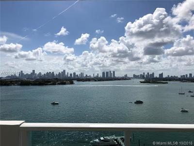 Miami Beach Condo For Sale: 1200 West Ave #PH-05