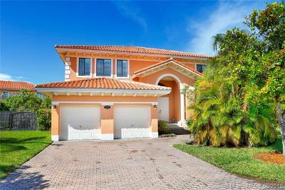 Cutler Bay Single Family Home For Sale: 7417 SW 189th St