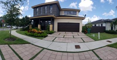 Miami Single Family Home For Sale: 13662 SW 160th Ct