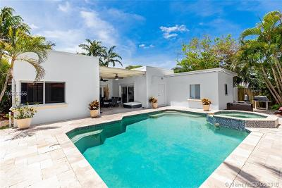 Miami Beach Single Family Home For Sale: 401 W 30th St