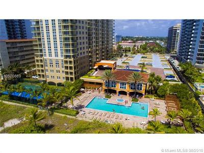 Hallandale Condo For Sale: 2080 S Ocean Drive #906