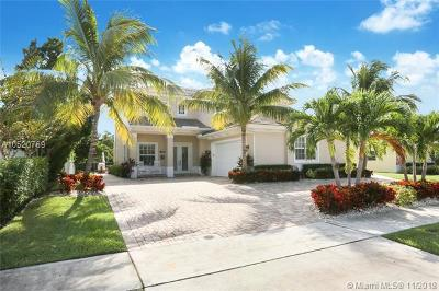 North Palm Beach Single Family Home For Sale: 624 Inlet Rd