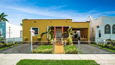 Miami Single Family Home For Sale: 2360 SW 16th Ter