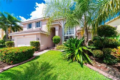 Miramar Single Family Home For Sale: 18151 SW 22nd St