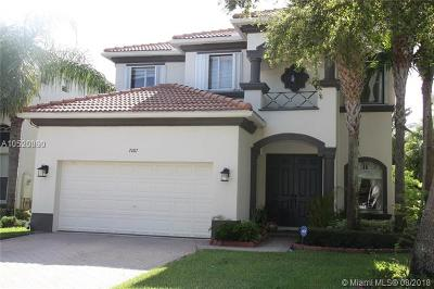 Boynton Beach Single Family Home For Sale: 7087 Ivy Crossing Lane