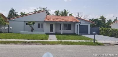 Miami Single Family Home For Sale: 1620 SW 126th Pl