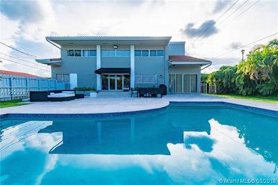 Miami Single Family Home For Sale: 20298 NE 24th Ave