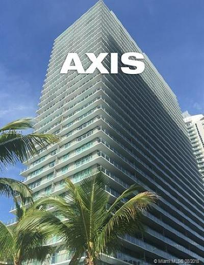 Axis On Brickell, Axis On Brickell South, The Axis, The Axis On Brickell, The Axis On Brickell Cond, The Axis On Brickell Condo, The Axis On Brickell Ii, The Axis On Brickell Ii C, The Axis On Brickell Ii Co, The Axis On Brickell N, Axis Condo For Sale: 1111 SW 1st Ave #1016-N