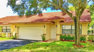 Coral Springs Single Family Home For Sale: 2595 NW 95th Ave