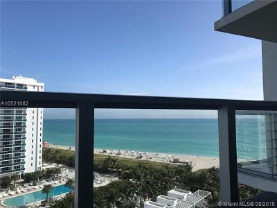 Miami Beach Condo For Sale: 2201 Collins Ave #1111