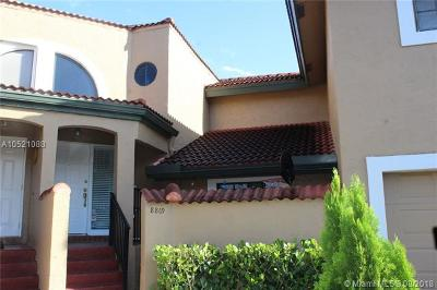 Plantation Condo For Sale: 8869 W Sunrise Blvd