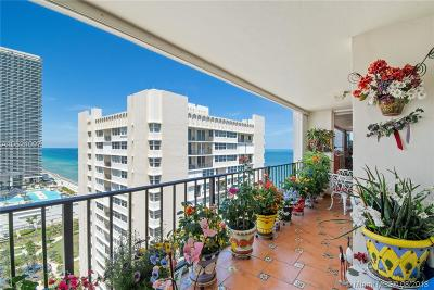 Hallandale Condo For Sale: 1904 S Ocean Dr. #TS401