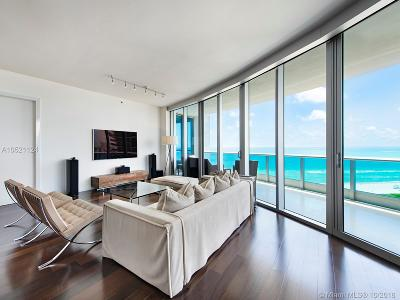 Miami Beach Condo For Sale: 5959 Collins Ave #1502