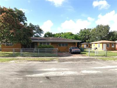 Miami Single Family Home For Sale: 1550 NW 85th St