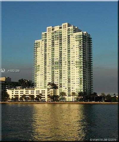 Miami Beach Condo For Sale: 650 West Avenue #507