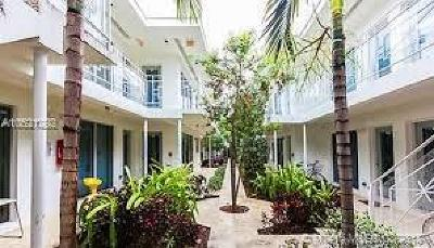 Miami Beach Condo For Sale: 1568 Pennsylvania Ave #322