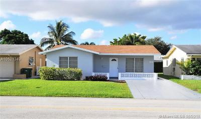 Tamarac Single Family Home For Sale: 7304 NW 58th St