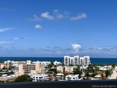 Miami Beach Condo For Sale: 7441 Wayne Ave #12F