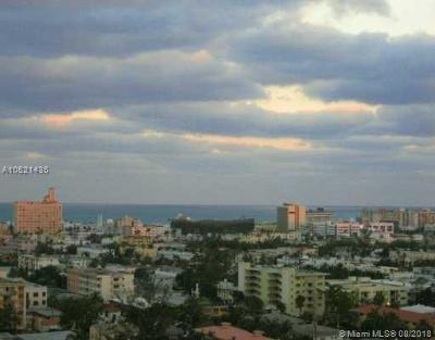 Miami Beach Condo For Sale: 1000 West Ave #PH-01