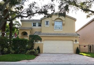 Coral Springs Single Family Home For Sale: 11308 NW 49th Dr