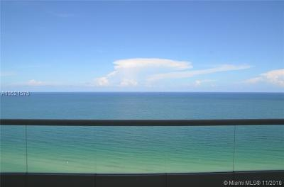 Sunny Isles Beach Rental For Rent: 16051 Collins Ave #2403